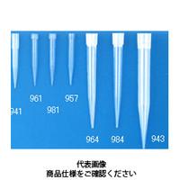 コクゴ マイクロピペット用チップ チップ957 ブルー 容量200から1000μl(1000本入) 111-46610 (直送品)
