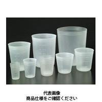 コクゴ ディスポカップ ディスポビーカー 150ml (PP製)(1000個入) 101-22403 1ケース(1000個入) (直送品)