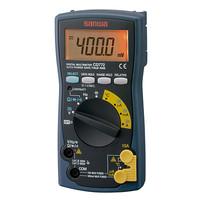 デジタルマルチメータ CD772 三和電気計器 (直送品)