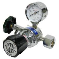 ユタカ 計測機器 炭酸ガス用一段式圧力調整器 二酸化炭素用 GP-1 1個 (直送品)