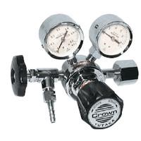ユタカ 計測機器 ボンベ取付型一段式圧力調整器 毒性腐食性ガスを除く FR-IS-OP 1個 (直送品)