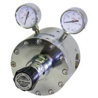 ユタカ 計測機器 大流量配管用パイロット式圧力調整器 FR-ILL-D 1個 (直送品)