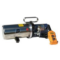 ダイキ 超小型電動油圧ポンプ DP-35RH-1MBL DP-35RH-1MBL 1個 (直送品)