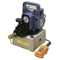 ダイキ 小型電動油圧ポンプ 手動弁型 DD-450S-1 DD-450S-1 1個 (直送品)