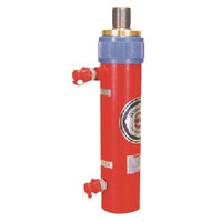 理研機器(RIKEN) 油圧ポンプ 複動シリンダ MDシリーズ MD2-100T MD2-100T 1個 (直送品)