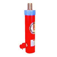 理研機器(RIKEN) 油圧ポンプ 単動シリンダ MSシリーズ MS1-125T MS1-125T 1個 (直送品)