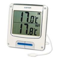 カスタム デジタル温度計 CT-103 (直送品)