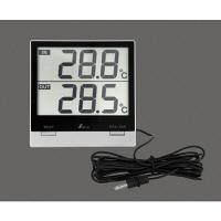 シンワ測定 デジタル温度計 SmartC 最高最低 室内室外 防水外部センサー 73118 1セット(5個) (直送品)