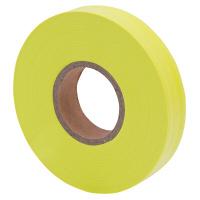 シンワ測定 マーキングテープ 15mm×50m 蛍光イエロー 74162 1セット(20個) (直送品)