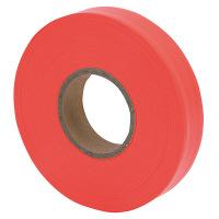 シンワ測定 マーキングテープ 15mm×50m 蛍光オレンジ 74163 1セット(20個) (直送品)