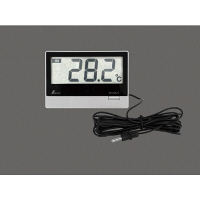シンワ測定 デジタル温度計 Smart B 室内・室外 防水外部センサー 73117 1セット(5個) (直送品)