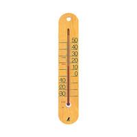 温度計 木製 M-023 48481 1セット(20個) シンワ測定 (直送品)
