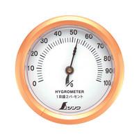 温度計 T-3 丸型 6.5cm 72668 1セット(10個) シンワ測定 (直送品)