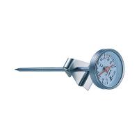 温度計 V-1 丸T字型 0〜100℃ φ3.5×13cm 調理用 72960 1セット(5個) シンワ測定 (直送品)