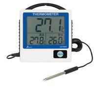 デジタル温度計 G-1 最高・最低 隔測式 防水型 73045 1セット(2台) シンワ測定 (直送品)