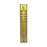 温度計 木製 45cm 75919 1セット(5個) シンワ測定 (直送品)