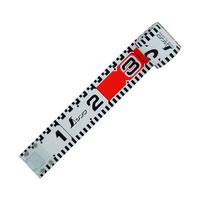 ロッドテープ ガラス繊維製 3m 巾60mm 76969 1セット(5個) シンワ測定 (直送品)