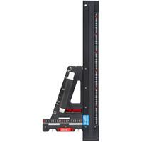 丸鋸ガイド LX600 角度微調整機構 60cm MRG-LX600 TJMデザイン (直送品)