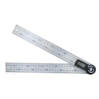 デジタルプロトラクター 30cm ホールド機能付 62496 シンワ測定 (直送品)