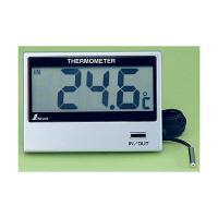デジタル温度計 E 室内・室外 72947 1セット(5台) シンワ測定 (直送品)