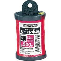 パーフェクト リール水糸 蛍光ピンク 細 PRM-S500P 1セット(12個) TJMデザイン (直送品)