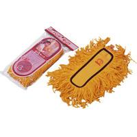 ミヅシマ工業 掃除用品 ハンドブラシ ハンドモップ スペア糸 042-0020 1セット(70本) (直送品)