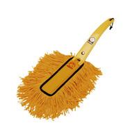 ミヅシマ工業 掃除用品 ハンドブラシ ハンドモップ 本体 042-0010 1セット(50本) (直送品)