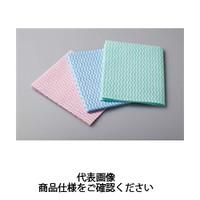 テラモト(TERAMOTO) 掃除用品クロス カウンタークロス レギュラー(厚手) 60枚入 グリーン CE-475-210-1 (直送品)