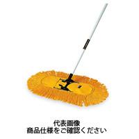 テラモト(TERAMOTO) 掃除用品 ブラシ ニューホールモップ 60 CL-331-060-0 1本 (直送品)