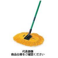 テラモト(TERAMOTO) 掃除用品 ブラシ シャインモップ スペア CL-327-100-0 1セット(4枚) (直送品)