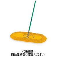 テラモト(TERAMOTO) 掃除用品 ブラシ ホールモップ 60 CL-330-060-0 1本 (直送品)