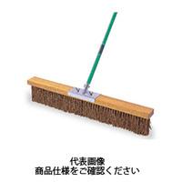 テラモト(TERAMOTO) 掃除用品 ブラシ コートブラシ シダ 180cm CL-414-018-0 1本 (直送品)