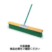 テラモト(TERAMOTO) 掃除用品 ブラシ コートブラシ 塩ビ 180cm CL-414-118-0 1本 (直送品)