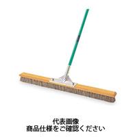 テラモト(TERAMOTO) 掃除用品 ブラシ フロアーブラシ 90cm CL-415-090-0 1本 (直送品)