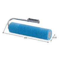 テラモト(TERAMOTO) 掃除用品 吸水ローラー ミニ 400 CL-862-400-0 1本 (直送品)