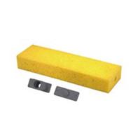 テラモト(TERAMOTO) 掃除用品 吸油スポンジモップ スペアスポンジ CL-844-811-0 1個 (直送品)