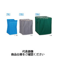 テラモト(TERAMOTO) 清掃カート BMダストカー 替袋E 緑 大 DS-232-330-1 1枚 (直送品)