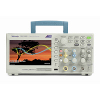テクトロニクス 70MHz 2CH デジタルオシロスコープ TBS1072B (直送品)