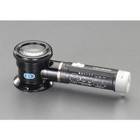 エスコ x5.0/50mmルーペ(ライト付) EA756AG-8A 1個 (直送品)